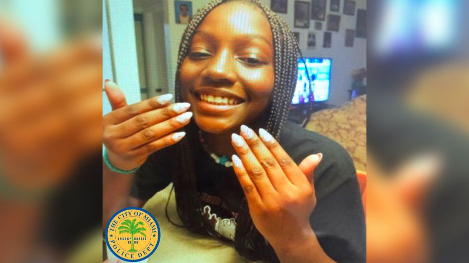 Aparece la niña de 10 años que había desaparecido hace 4 días en Miami