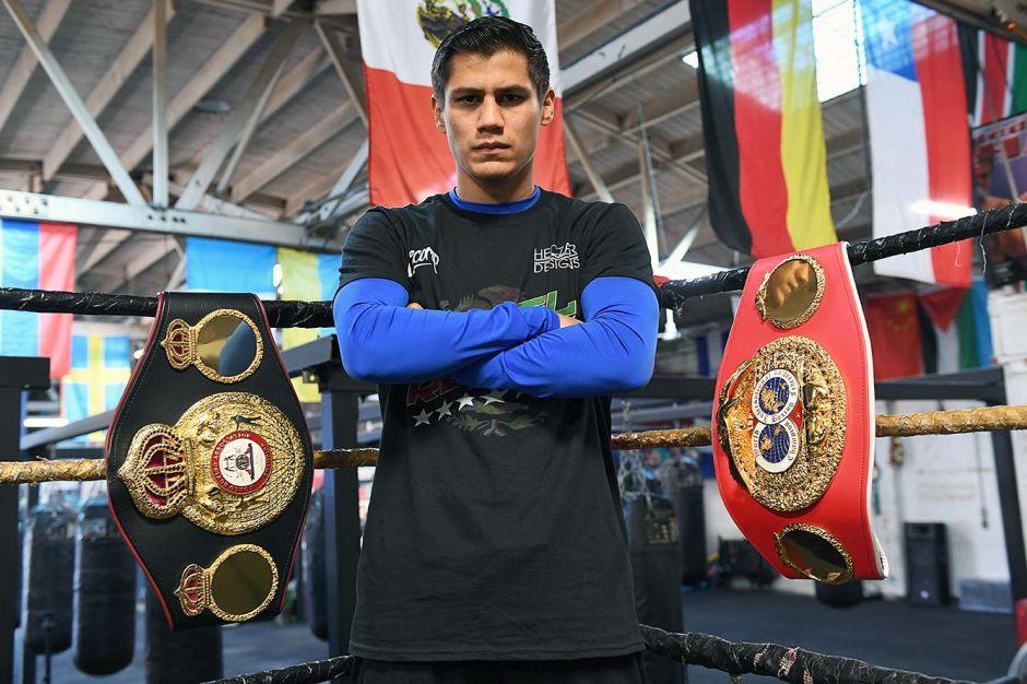 """""""La muerte está en la esquina"""": El boxeo salvó de las pandillas a Daniel Román, quien va por otro título"""