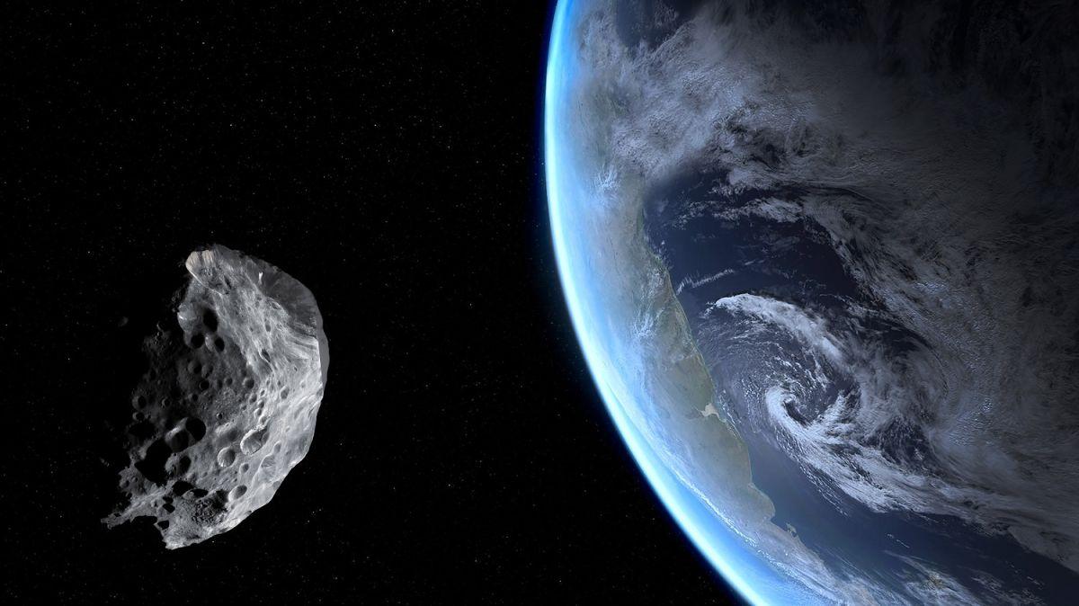 El asteroide que rompió el récord al pasar… a 240 millas de la Tierra