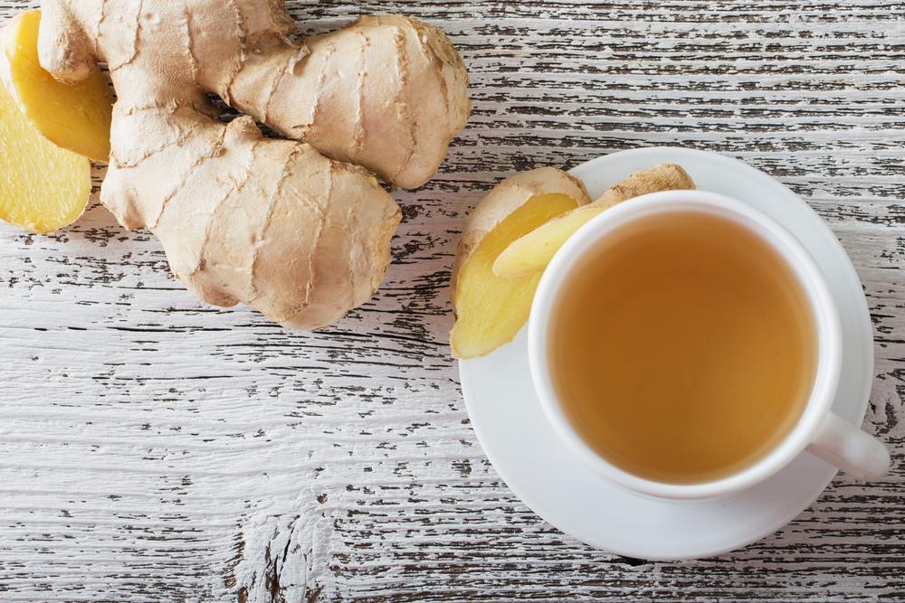 3 beneficios y propiedades que brinda el té de jengibre