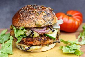 Aprende a preparar deliciosas hamburguesas de lenteja