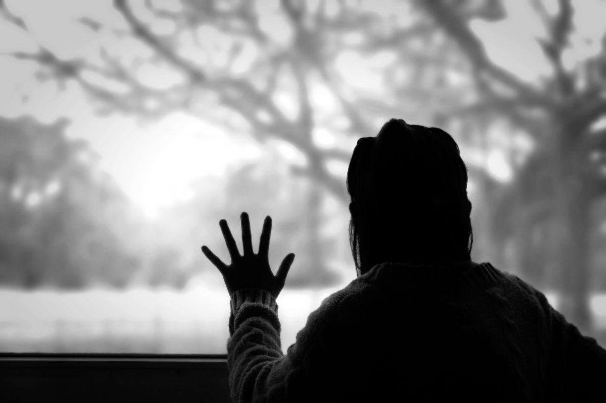 Hace 25 años, la mujer le pidió a su familia que no la buscaran más.