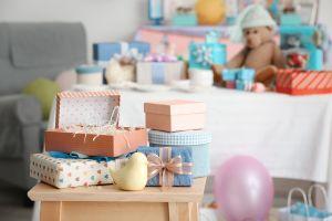 Estos son los obsequios más populares para regalar en un baby shower