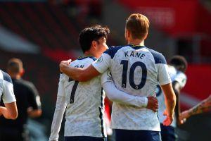 Póker de goles y de asistencias: el Tottenham vive un partido histórico al estilo videojuego