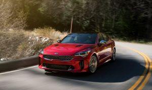 El nuevo KIA Stinger luce como un Maseratti y puede competir con modelos como Alfa Romeo y Jaguar