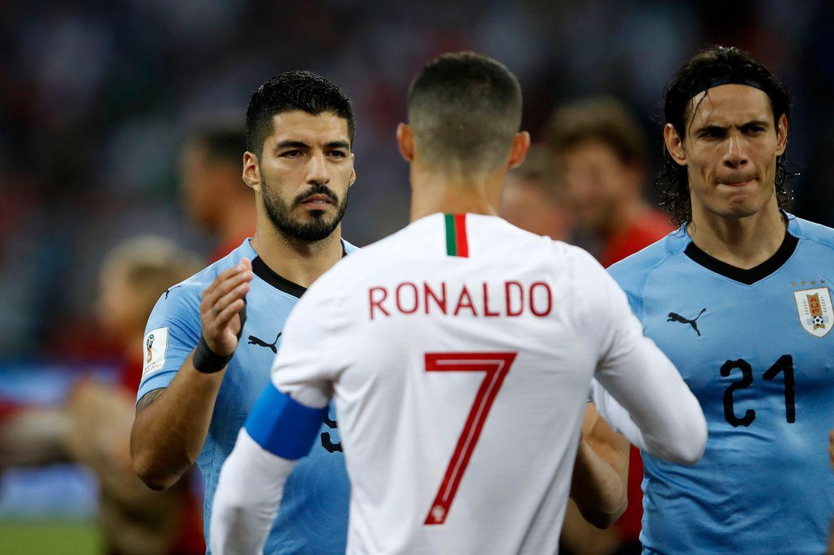 ¿La mejor compañía para Cristiano Ronado? Luis Suárez, a un paso de fichar por la Juventus