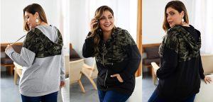 5 sweaters y sudaderas plus size que puedes usar a diario en casa