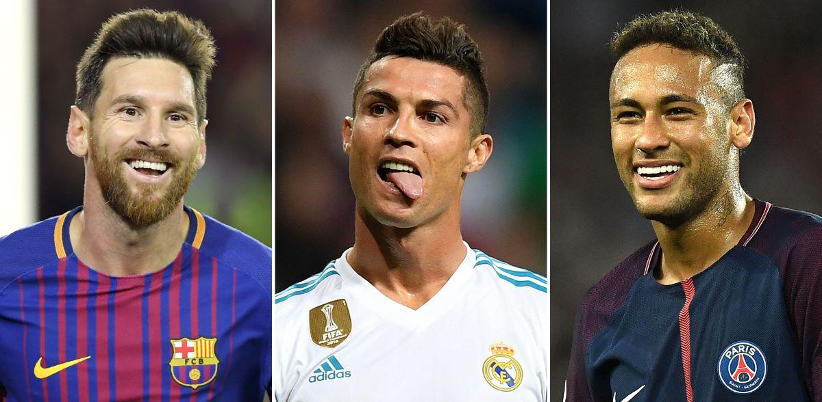 Ni Messi, ni Cristiano, ni Neymar: la dura lección de la UEFA a los tres gigantes del fútbol mundial