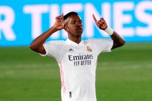 Gracias, Vinicius: el brasileño desatoró un partido complicado y dio el triunfo al Real Madrid