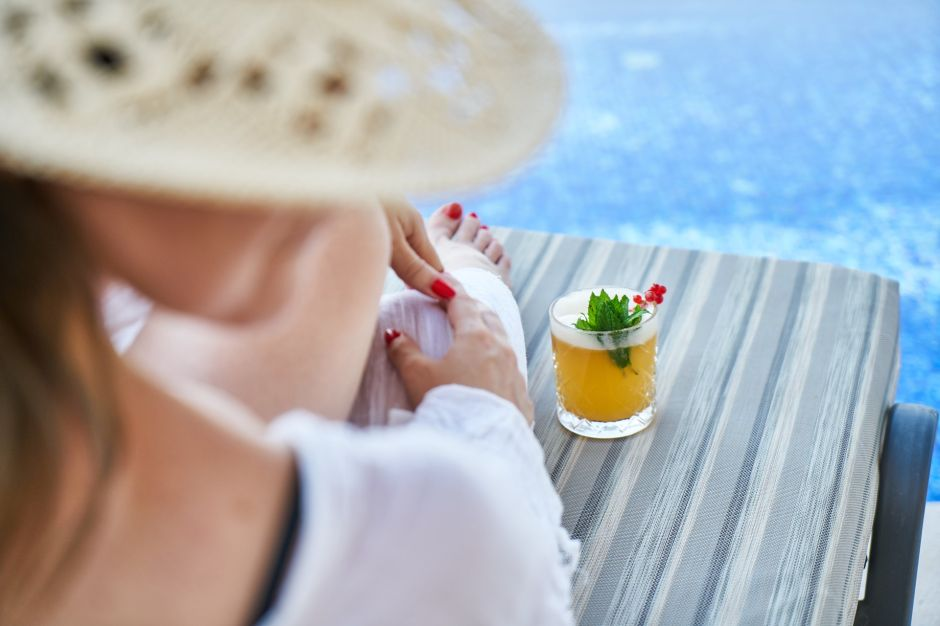 3 non-alcoholic cocktails made with medicinal plants, the perfect ally to cool off in summer
