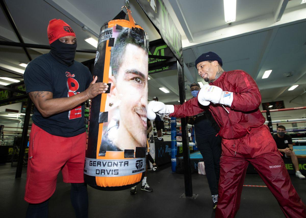 Leo Santa Cruz vs. Gervonta Davis es un gran duelo de boxeo, pero el precio del PPV es de Halloween