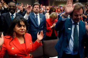 Trump vs Biden: por qué son cada vez más poderosos los latinos evangélicos en la política