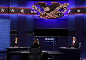 Kamala Harris vs Mike Pence: quién ganó el tenso debate entre los candidatos a la vicepresidencia