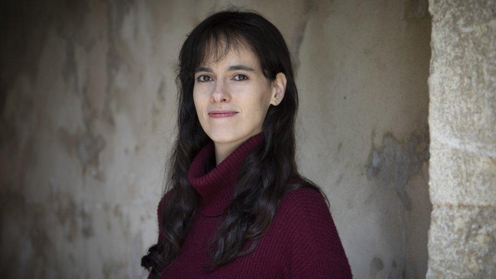 """La filósofa Carissa Véliz acaba de publicar """"Privacy Is Power"""" (La privacidad es poder)."""