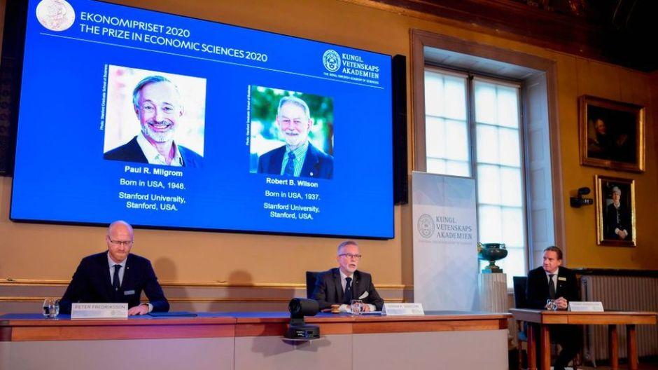 Paul R. Milgrom y Robert B. Wilson ganan el Nobel de Economía: por sus estudios sobre las subastas