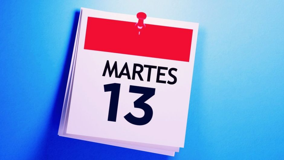 Primer martes 13 del año: ¿Por qué en Italia el día de la mala suerte es el viernes 17?