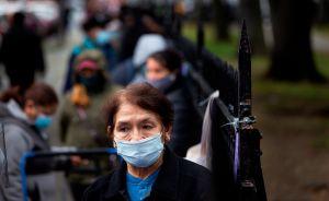 Estados Unidos registró el récord de más de 500,000 casos de coronavirus en una semana