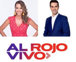 Telemundo confirma el cambio de 'Al Rojo Vivo' y los nuevos presentadores