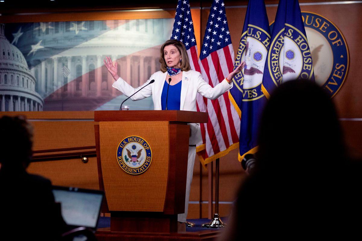 El pequeño detalle que retrasó una vez más el acuerdo para nuevos cheques de estímulo en el Congreso