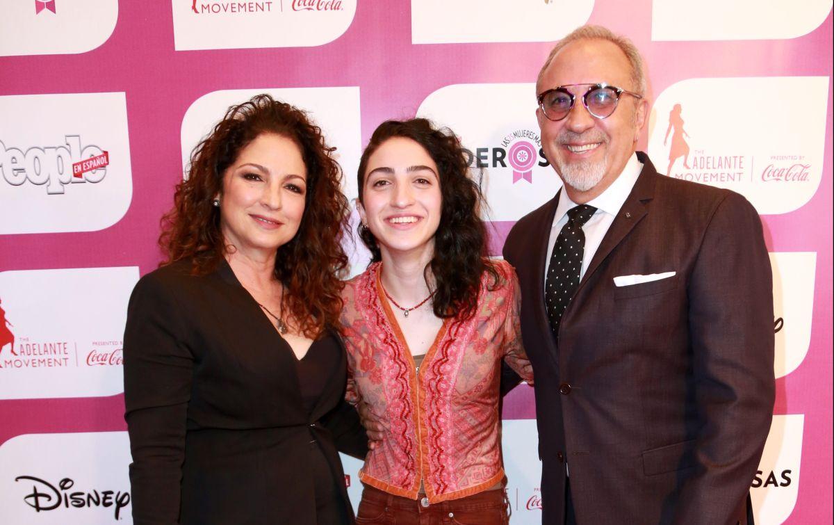 Gloria Estefan confesará cómo reaccionó a la homosexualidad de su hija en el programa 'Red Table Talk'