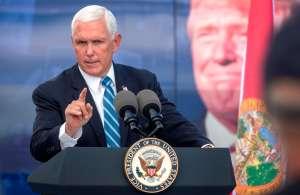 El jefe de gabinete de Mike Pence y dos asistentes dieron positivo por coronavirus