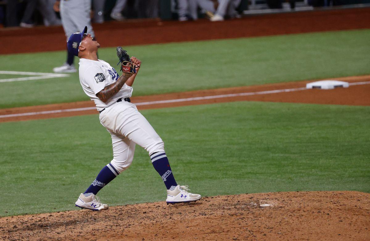 Los Dodgers saborean la gloria del campeonato luego de una espera de 32 años