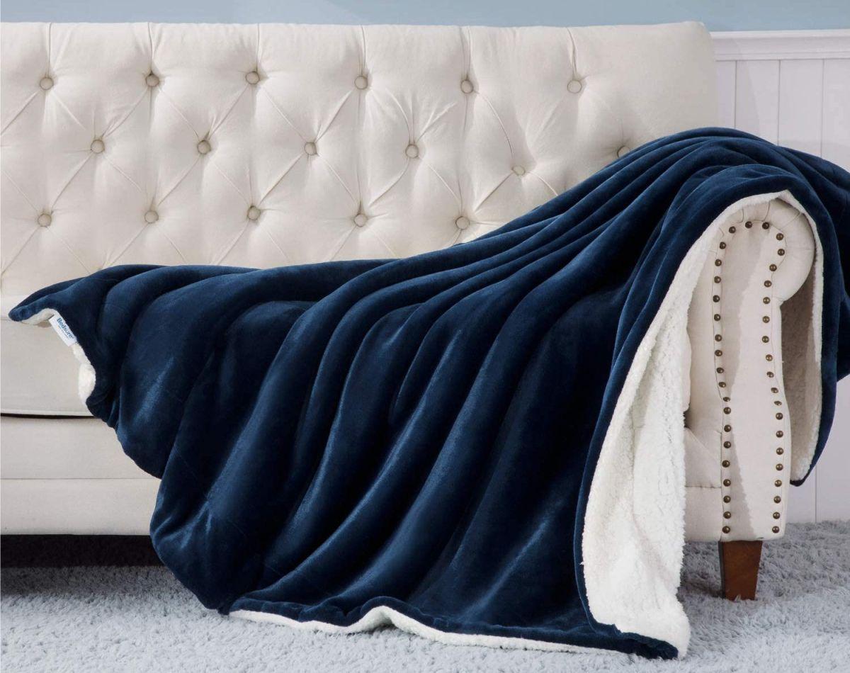 Los mejores cobertores y cobijas polares para la temporada de frío