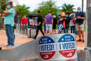 Demócratas denuncian un fraude real en las elecciones de 2020 en Florida