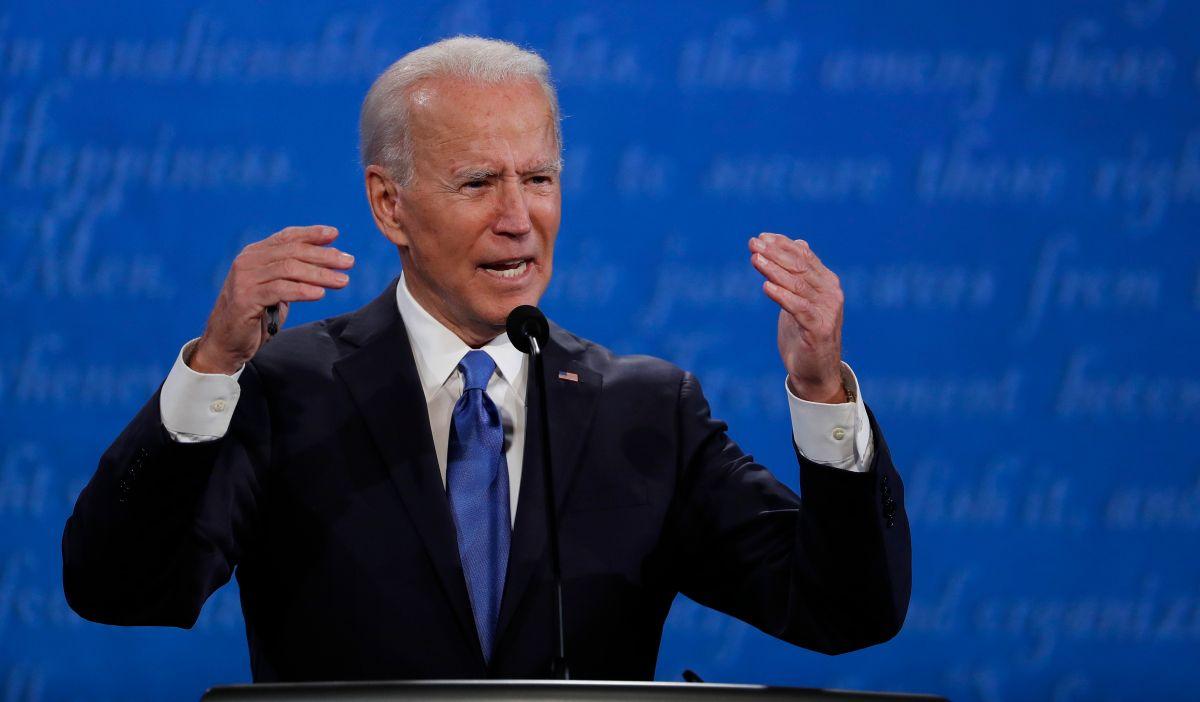 Biden asegura que buscará el camino hacia la ciudadanía de los 11 millones de indocumentados.