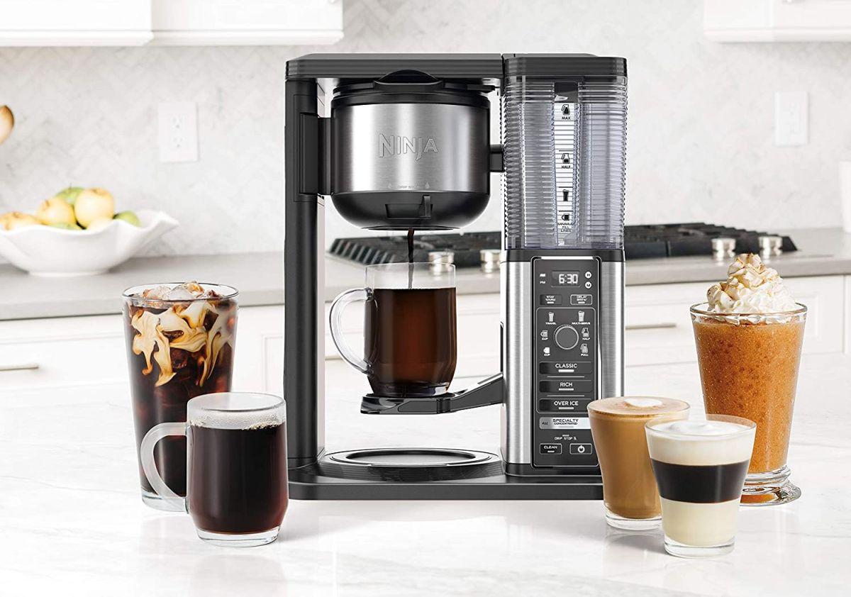 ¿Cuál es la mejor cafetera para tener en casa si eres amante del café?