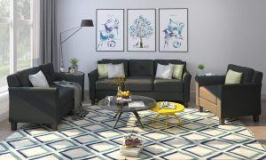 5 sets de muebles para remodelar tu sala sin gastar mucho dinero