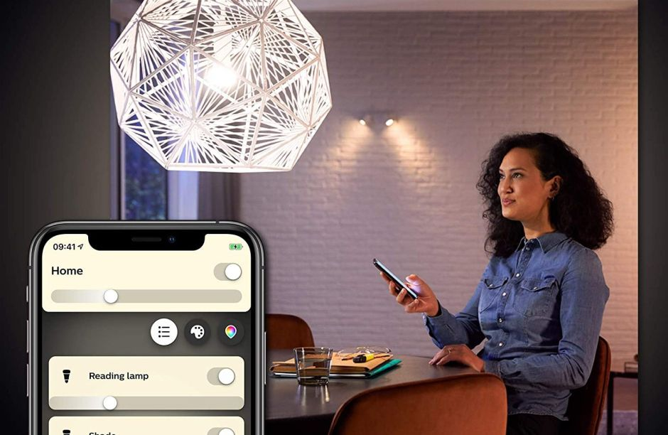 Las mejores opciones de luces inteligentes para iluminar tu casa de forma personalizada