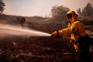 Nuevo incendio en el área de Yorba Linda genera más evacuaciones en el sur de California
