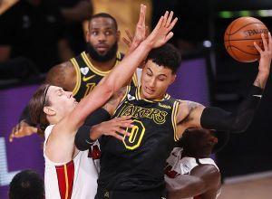 Los Lakers quieren el título de la NBA a lo 'Black Mamba'