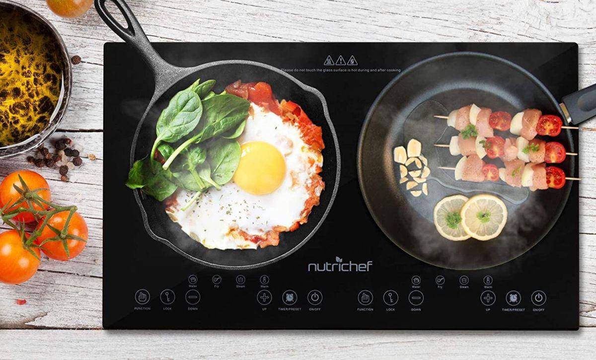 Las mejores cocinas de inducción para cocinar rápido y sin contaminar