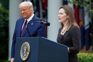 El Senado votará el lunes a la jueza nominada por Trump para el Supremo