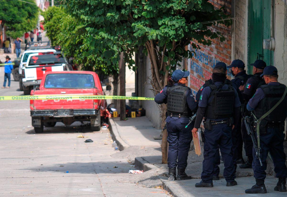 Golpe al cártel Jalisco Nueva Generación: Detienen a 10 de sus integrantes en México