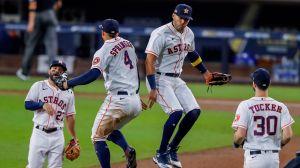Astros revive y alarga la Serie contra Rays al juego 5