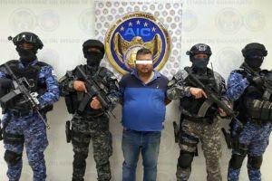El Azul, sucesor del Marro es vinculado a proceso por varios delitos