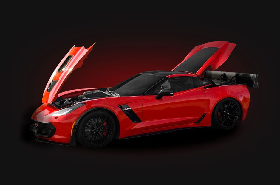 Callaway Champion, un Corvette C7 renovado