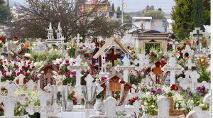 Panteones de la CDMX cerrarán el Día de Muertos por la pandemia de COVID-19