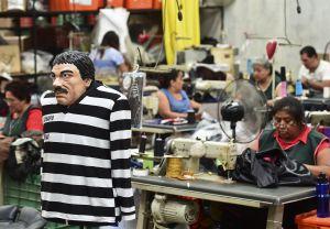 Disfraces por Día de Muertos de narcos; desde Pablo Escobar hasta el Chapo Guzmán