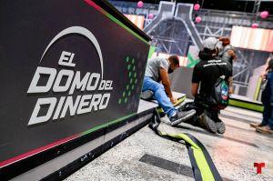 El Domo del Dinero: Lo que no verás del show más impresionante que ha hecho Telemundo