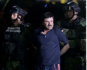 """""""El Chapo Guzmán"""", de vendedor de naranjas al principal narcotraficante de México, que termina en prisión en EE.UU."""
