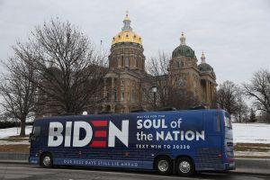 Hispano publicó en Facebook que él fue uno de los que emboscaron un autobús de Biden en Texas
