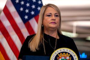 Wanda Vázquez, gobernadora de Puerto Rico, pide votar por Trump