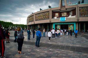 """Cancelan peregrinaciones y """"Mañanitas"""" a la Virgen de Guadalupe en la CDMX"""