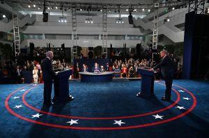 Moderador del debate cree que Trump interrumpiría a Biden incluso si le cortan el micrófono