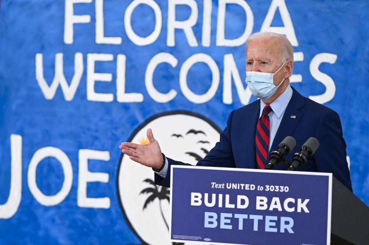 Biden promete garantizar a 55,000 personas la protección migratoria que Trump busca eliminar