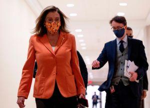 Enmienda 25: Nancy Pelosi propone posible intervención del Congreso en la sucesión presidencial